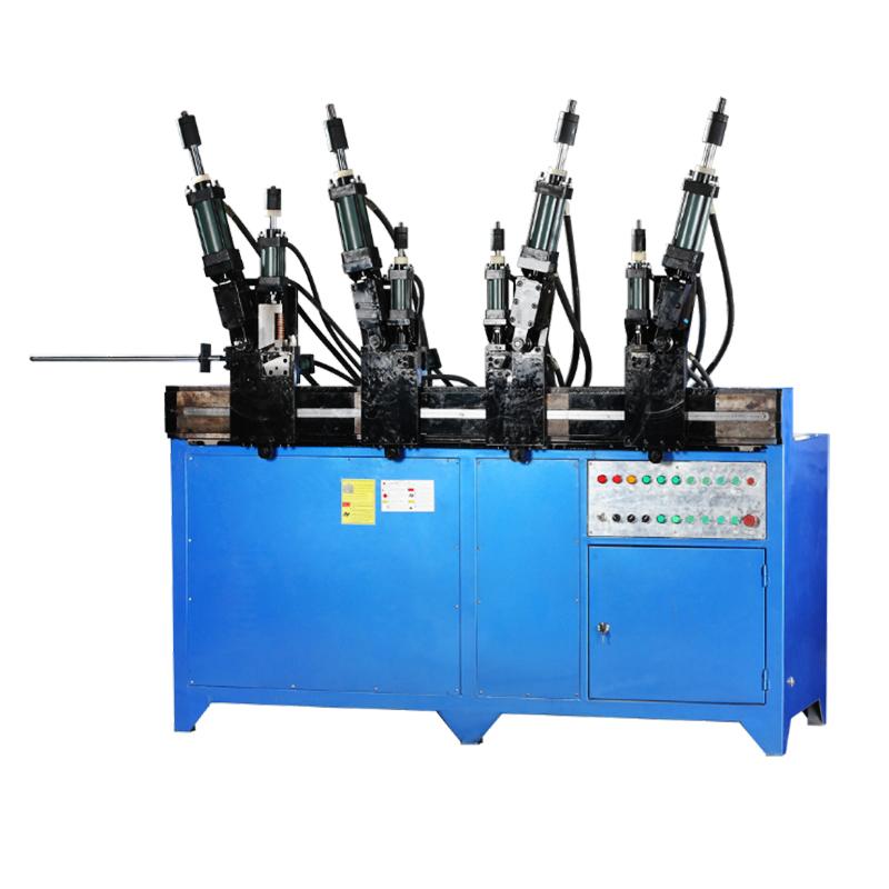 液压铁线自动折弯机