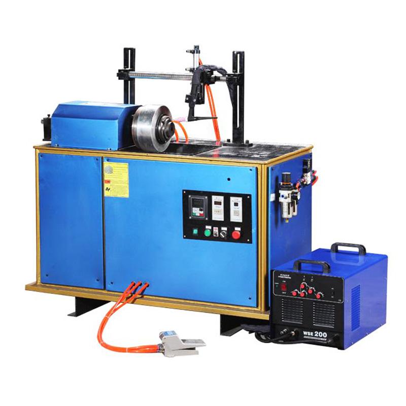 CSW全自动氩弧(等离子)环缝焊机