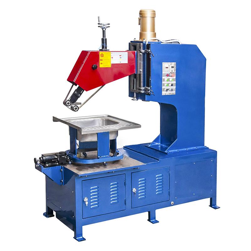 GM-60KVA 系列洗物盆焊缝打磨机