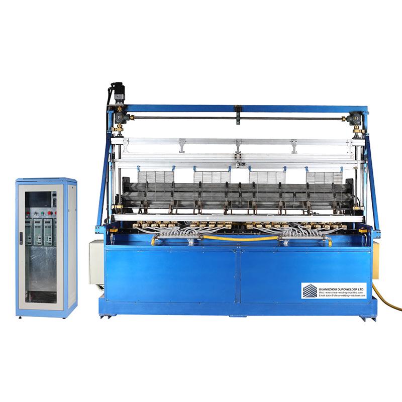 DNW150-2200MM系列立式冰箱网片自动焊机