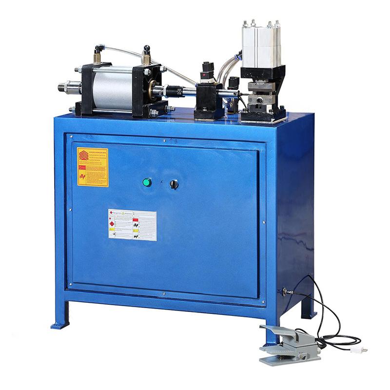 PPEF系列冲压式全自动管端成型机